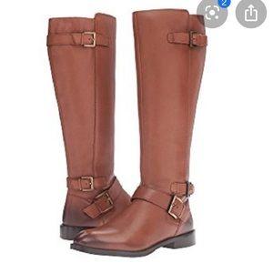 Sam Edelman Riding Buckle Boots 8.5